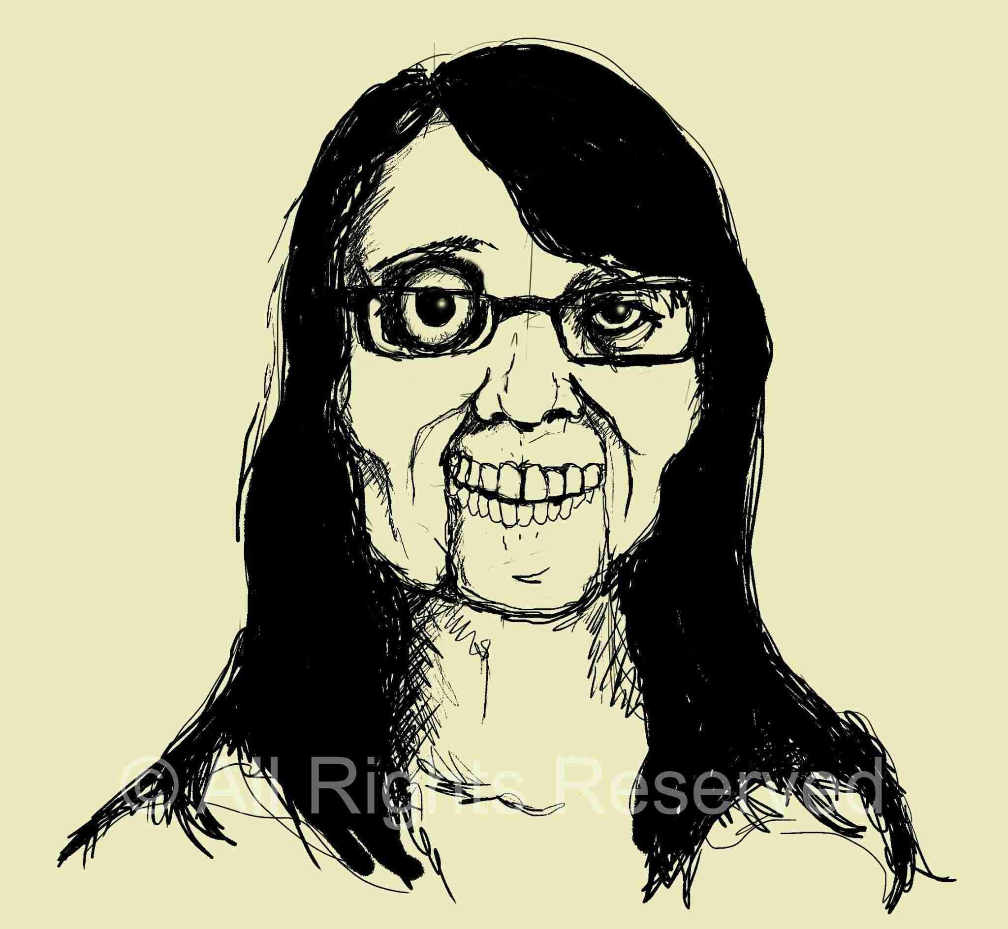 Zombie Portrait Studio