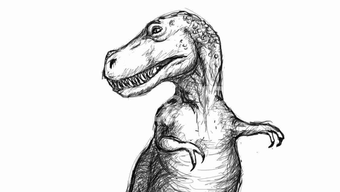T-Rex cropped