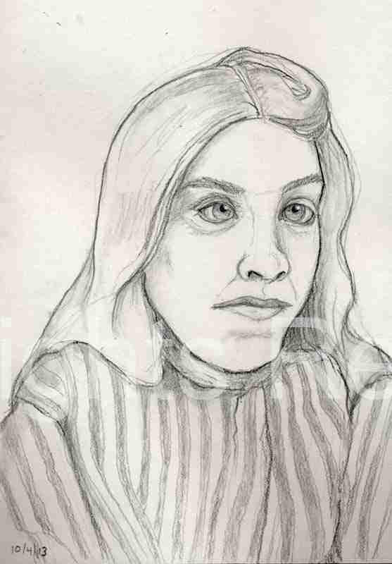 Woman from Asylum