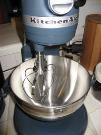 KitchenAid 3 Quart Bowl and Combi-Whip