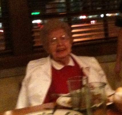 Happy 90th, Gram