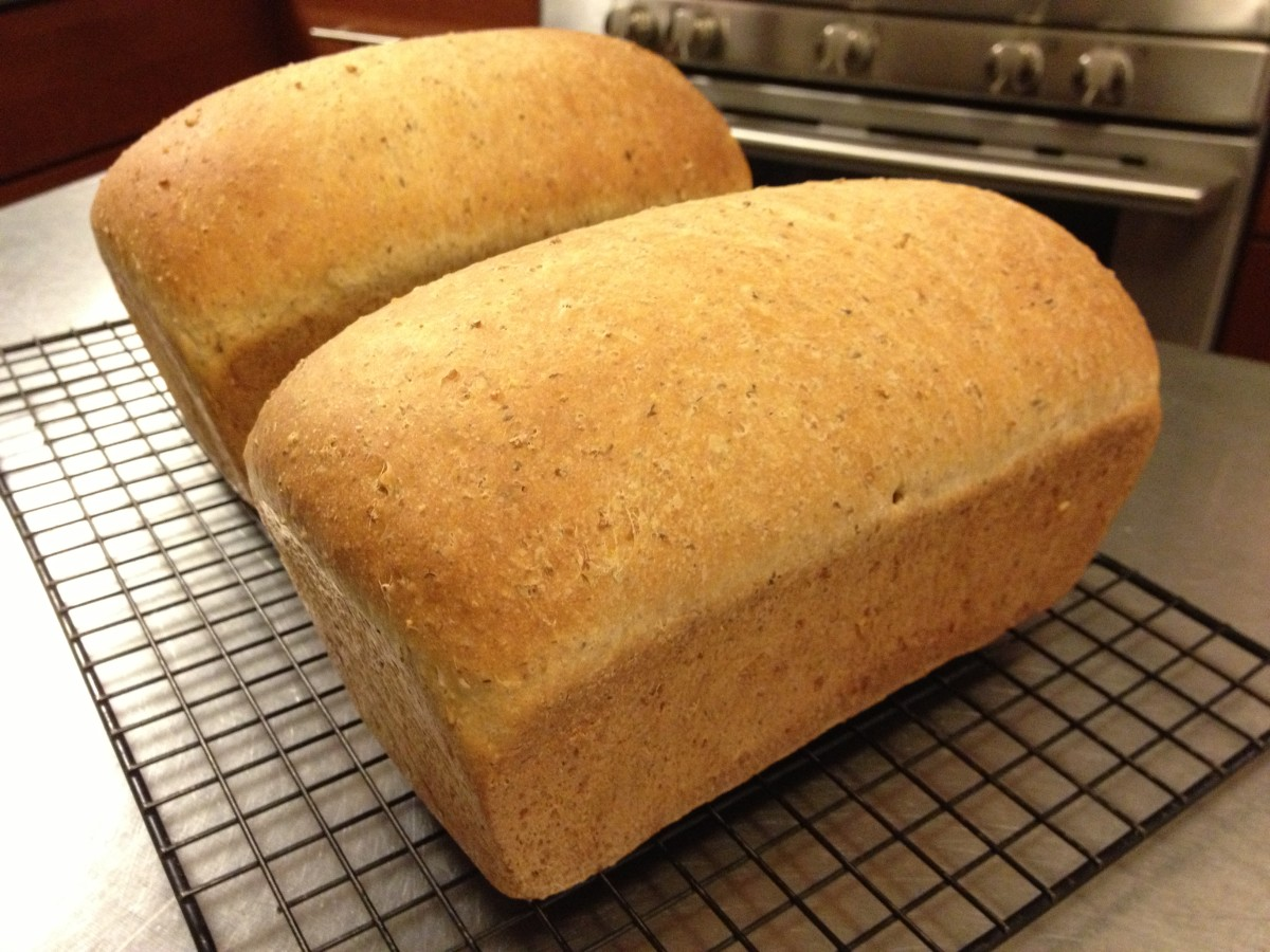 Harvest Grain Bread Recipe