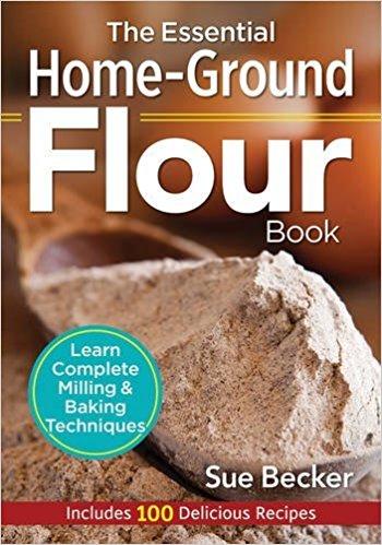 Home Ground Flour Book