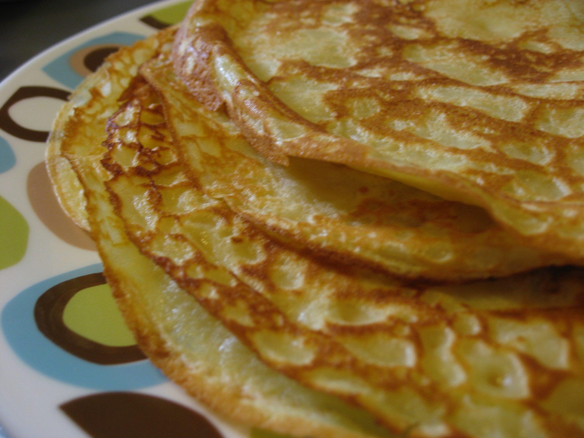 49er Style Pancake Recipe